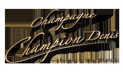 sur le site Champagne Denis Champion